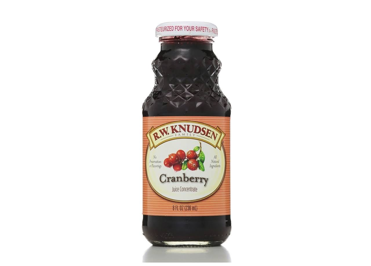 R. W. Knudsen Juice Concentrate - Cranberry, 236ml