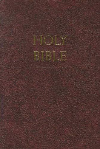 Holy Bible: New American Bible, Revised - School & Church Edition