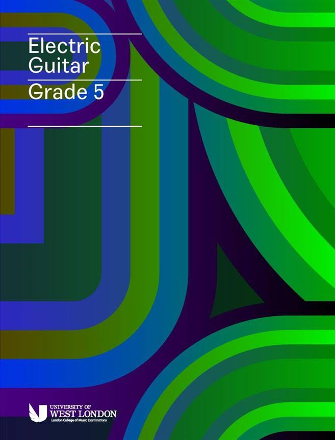 London College of Music Electric Guitar Grade 5 [Book]