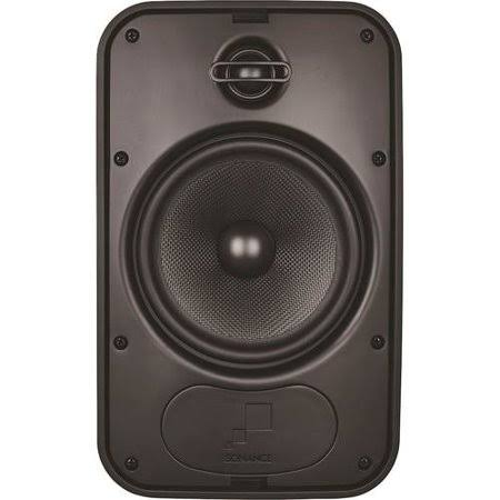 Sonance Black Mariner 64 Outdoor Speakers (Pair) 93153