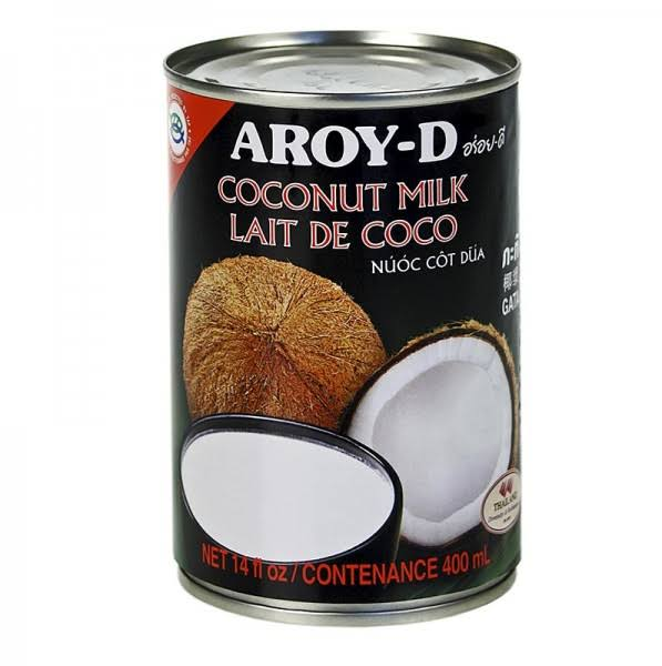 Aroy-D Coconut Milk - 14 fl oz can