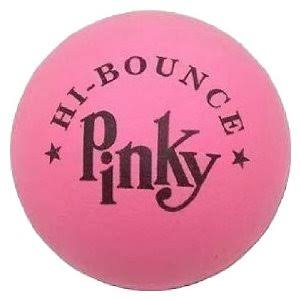 Amazing Hi-Bounce Pinky The Ultimate Bouncing Ball - Pink