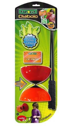 Toysmith Diabolo Novelty Game - Colors May Vary