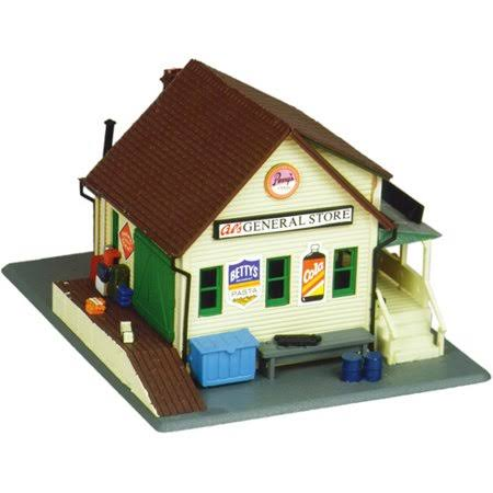 Life-Like HO 433-1351 General Store Kit