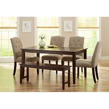 Dining Room Tables Walmart by Dining Room Sets Walmart In Stylish Dining Table Set With Regard