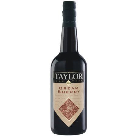 Taylor Cream Sherry Red, New York (Vintage Varies) - 750 ml bottle