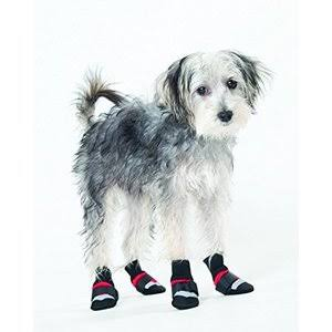 Ethical Pet Extreme All Weather Dig Boots - Red, Small