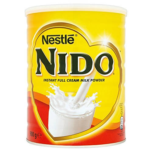 Nestle Nido Instant Full Cream Milk Powder - 900g