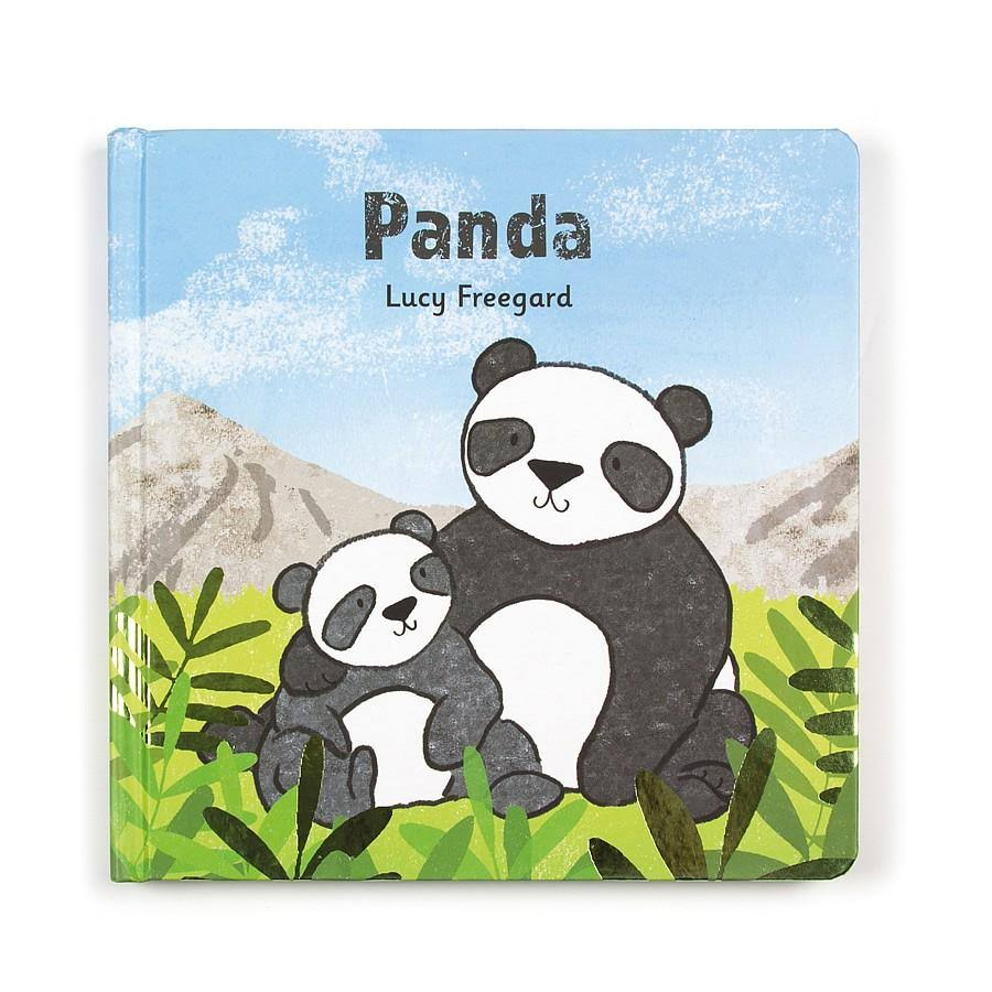 Jellycat Book Panda