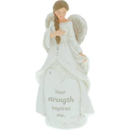 Angelstar Occupation Angel Figurine - Survivor, Multicolored