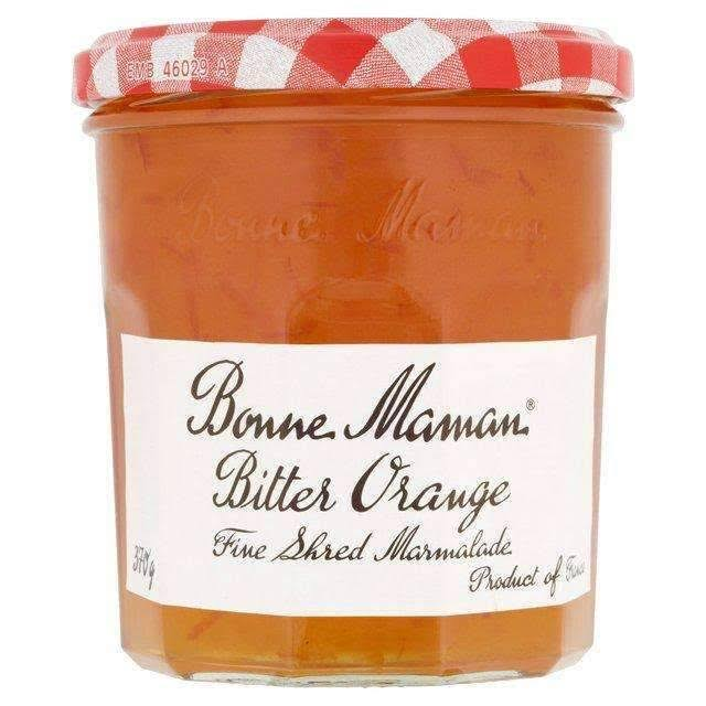 Bonne Maman Bitter Orange Fine Shred Marmalade - 370g