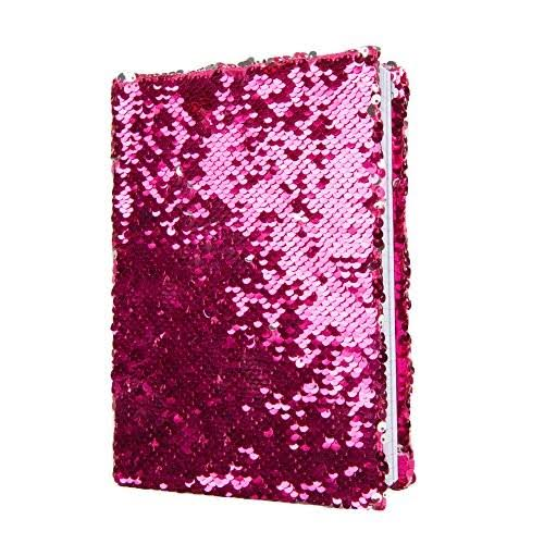Fashion Angels 24964126 Pink Magical Sequin Journal