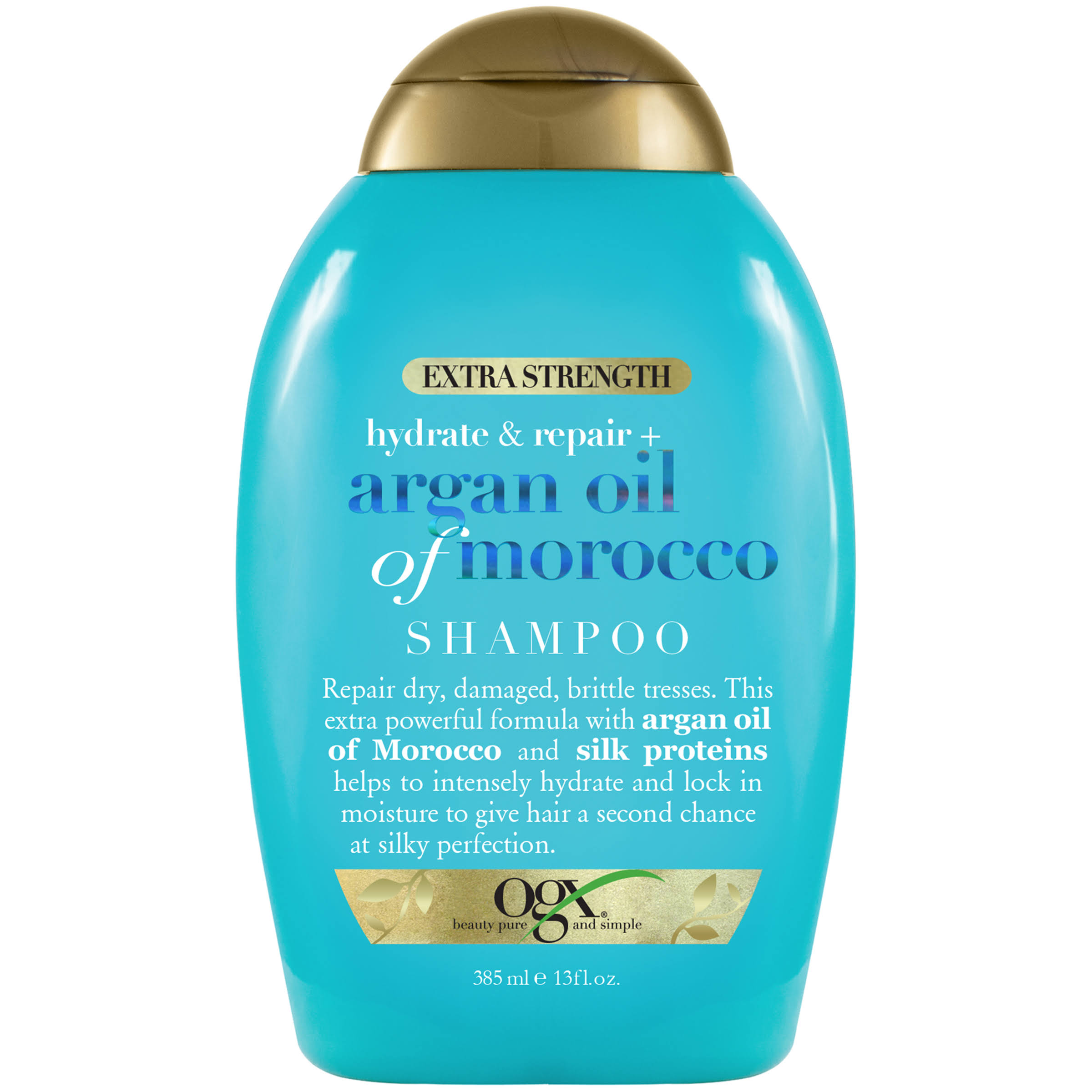 OGX Hydrate & Repair Argan Oil of Morocco Extra Strength Shampoo - 13oz