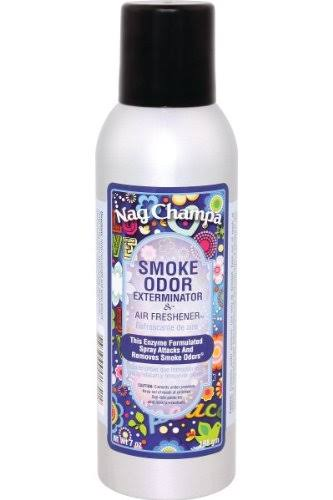 Smoke Odor Exterminator Spray - 7oz, Nag Champa