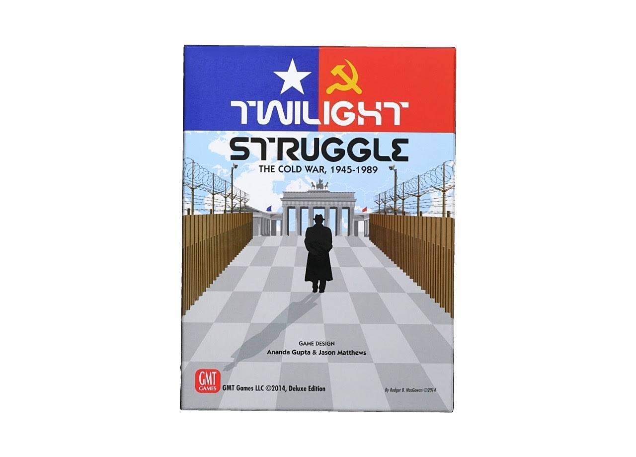 Twilight Struggle The Cold War Game
