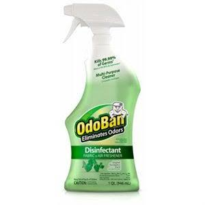Odoban Disinfectant Fabric And Air Freshener - Eucalyptus