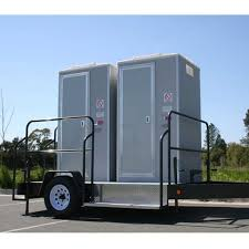 Self Contained Portable Sink by 2 Stall Vip Trailer Clean Site Services Clean Sweep Environmental