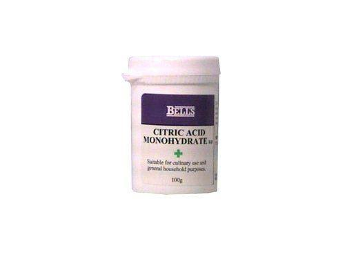 Bell's Citric Acid Monohydrate - 100g