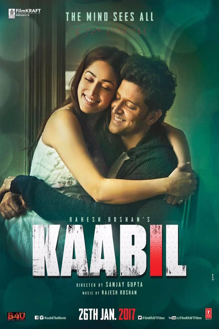 Kaabil Hindi Movie Full Download 2017 720p BluRay