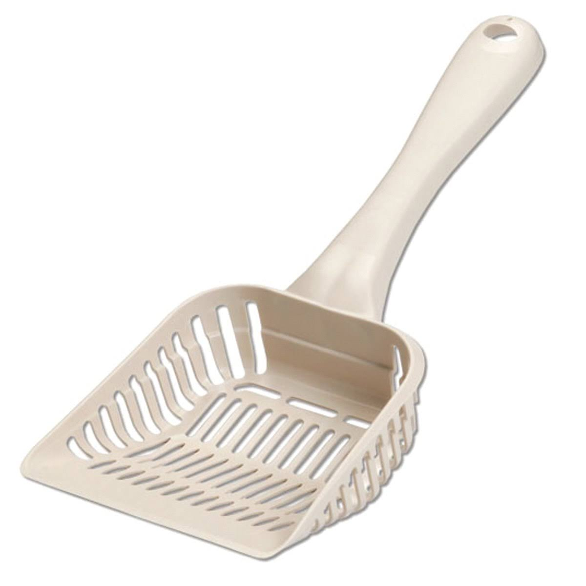 "Petmate Litter Scoop - White, 17.1""x6.9""x13.5"""