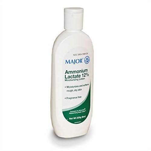 Major Ammonium Lactate 12% Moisturizing Lotion, 8 oz.