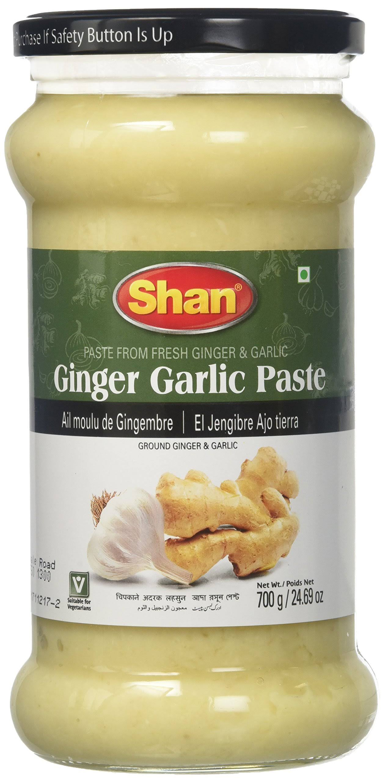 Shan Paste, Ginger Garlic - 700 g