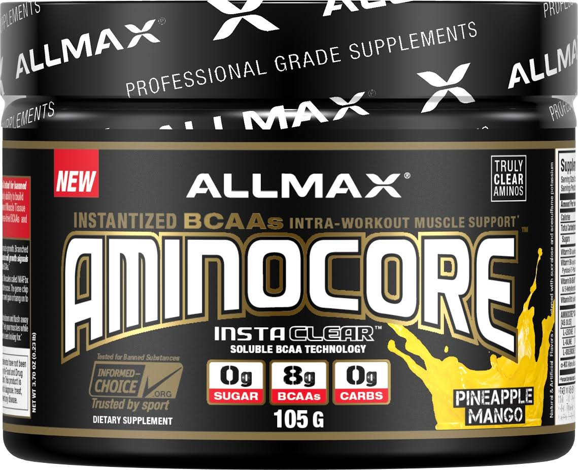 Allmax Nutrition Aminocore (10 Servings Pineapple Mango)