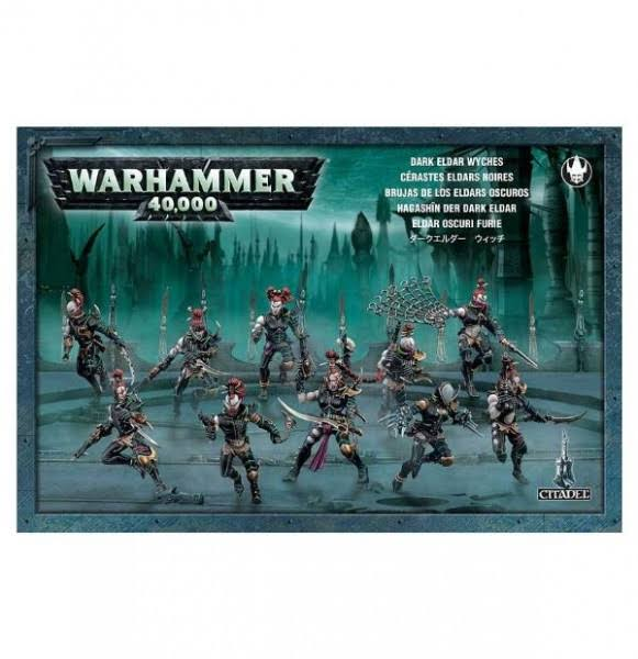 Games Workshop Warhammer 40,000 Dark Elder Witches