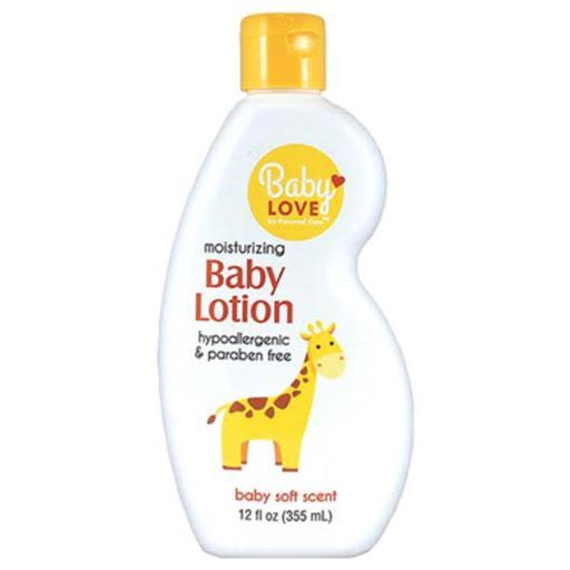 Personal Care Baby Lotion 12oz