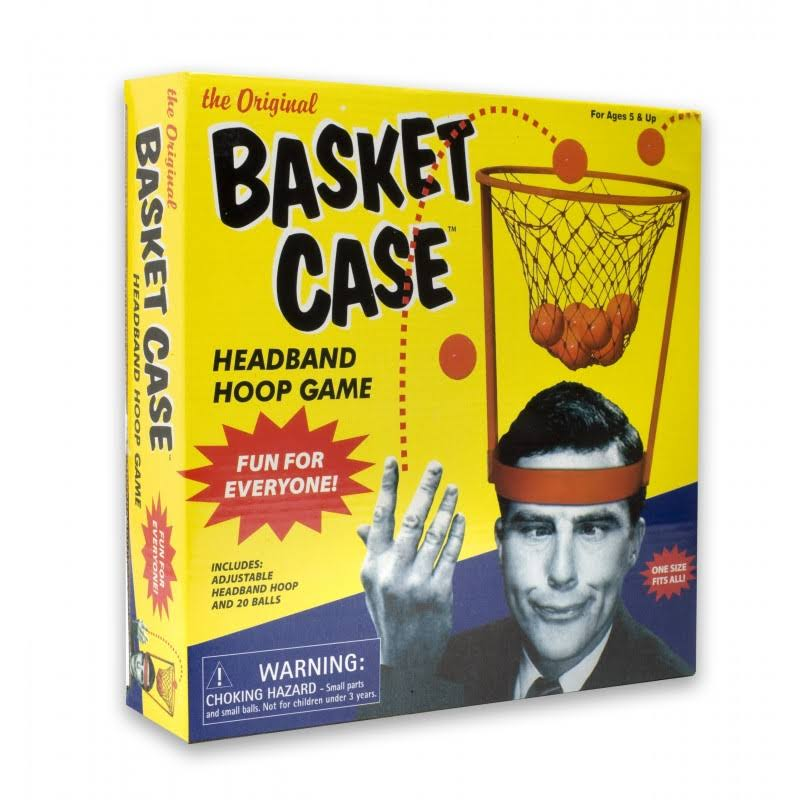 Westminster Basket Case Headband Hood Game