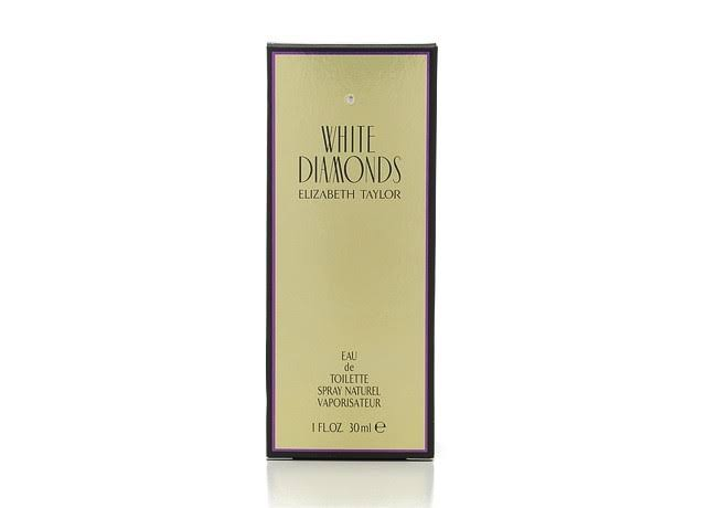 White Diamonds Elizabeth Taylor Eau De Toilette Spray - 1 oz