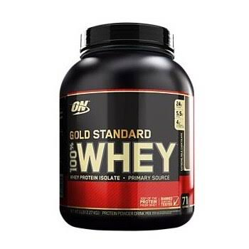Optimum Nutrition Gold Standard 100 Percent Whey Protein Powder - Extreme Milk Chocolate, 5lbs
