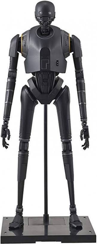 Bandai Star Wars K-2SO (Rogue One) 1/12 Scale Model Kit
