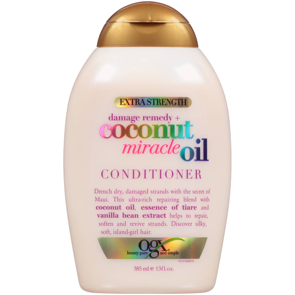 OGX® Extra Strength Damage Remedy + Coconut Miracle Oil Conditioner - 13oz