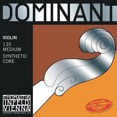 Thomastik Dominant Violin String Set 135 4/4