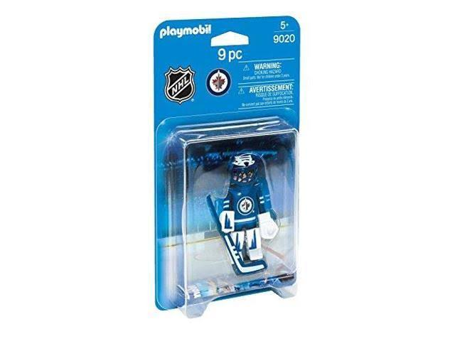 Playmobil NHL - Winnipeg Jets Goalie