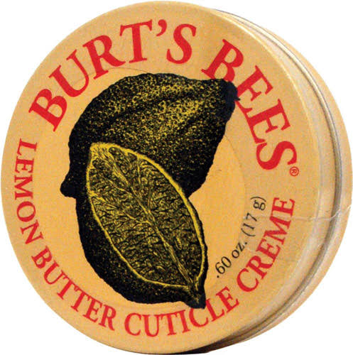 Burt's Bees Lemon Butter Cuticle Cream - 17g