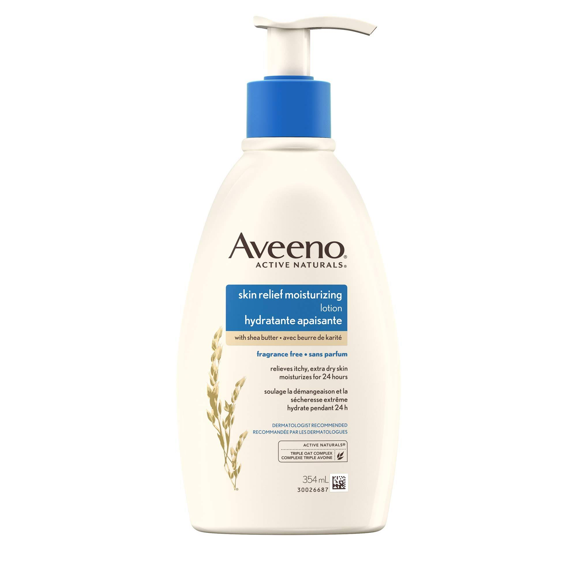 Aveeno Skin Active Naturals Relief Moisturizing Lotion - 354ml