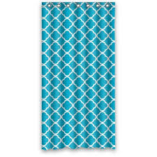 Moroccan Tile Curtain Panels by Moroccan Tile Pattern Curtains
