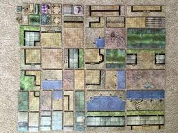 Dungeons And Dragons Tiles Pdf Free by The Phdnd Collection