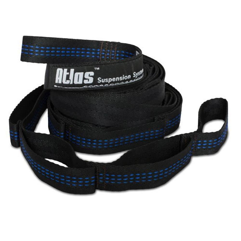 "Eno Hammock Suspension Strap - 1"" x 108"", Black"