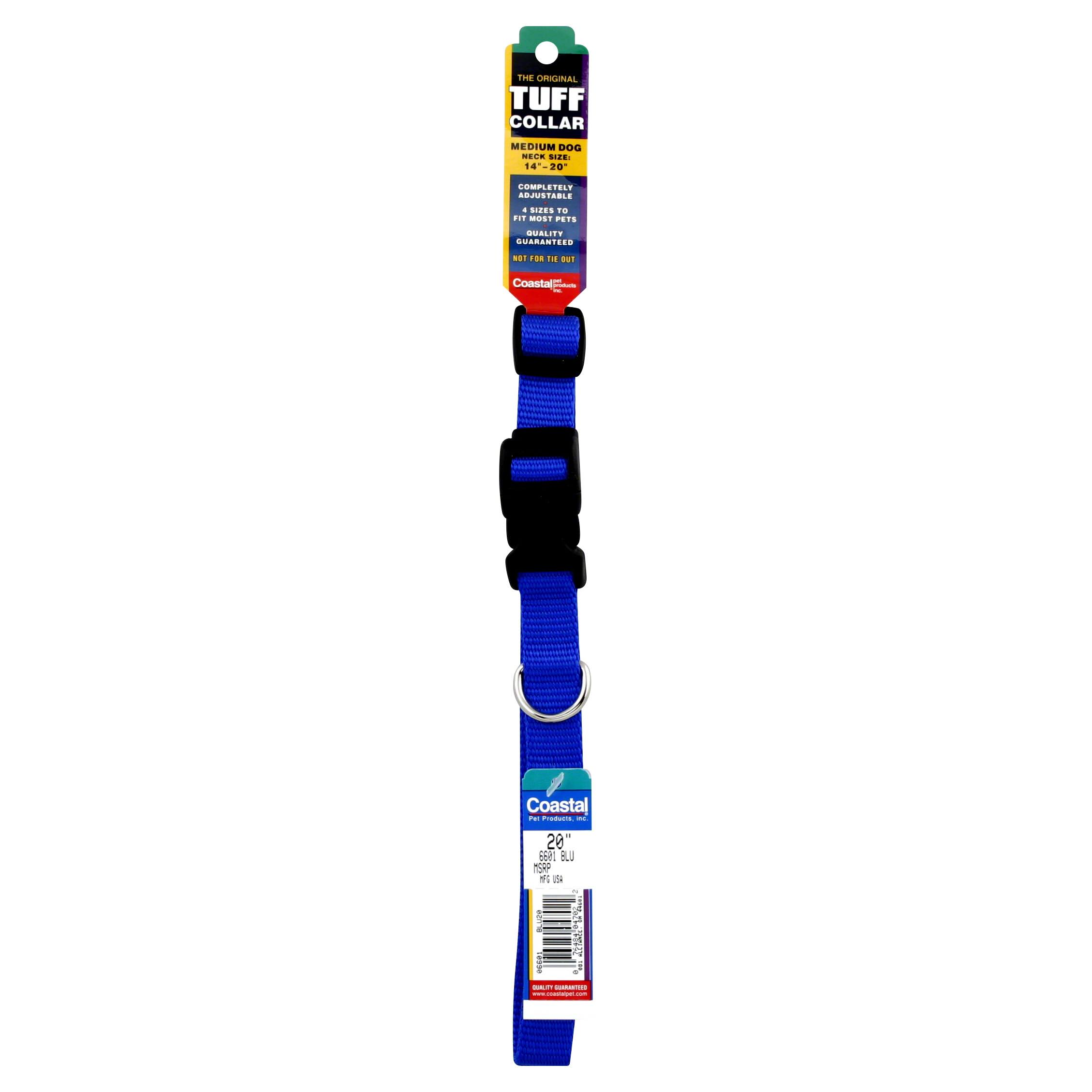 Coastal Pet Products Adjustable Dog Collar - Blue