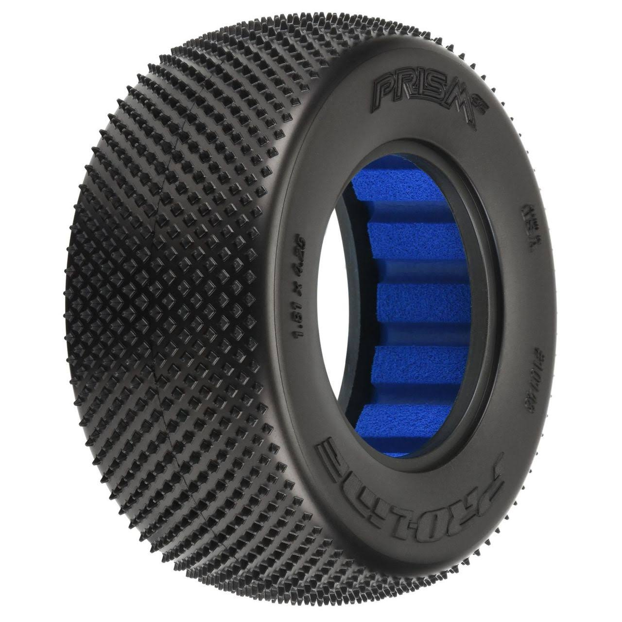 Pro Line Racing Rc Car Tires Rear Prism SC 2.2 3.0 Z3 Off Road Carpet Tires