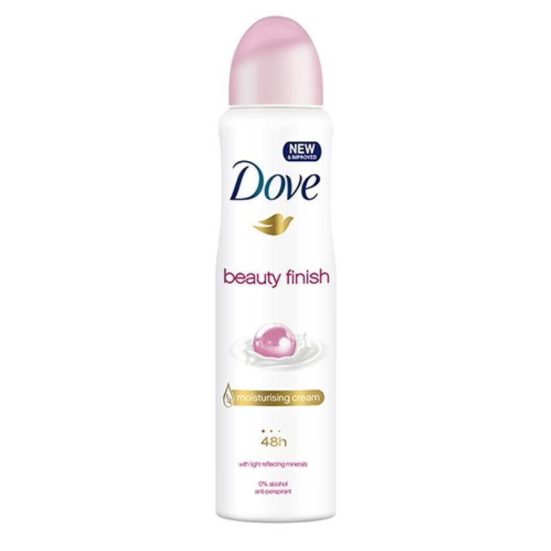 Dove Beauty Finish Deodorant Spray - 150ml