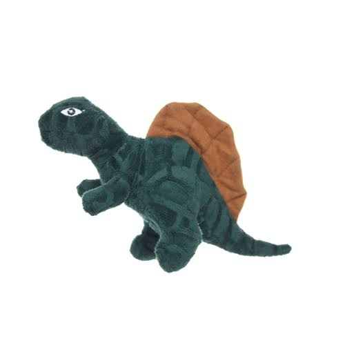 Mojetto Mighty Junior Spinosaurus Dinosaur Dog Toy