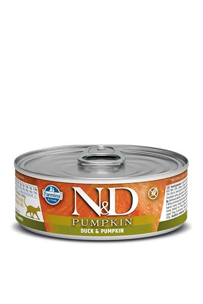 Wet & canned Food Farmina N&D Pumpkin with Duck and Pumpkin