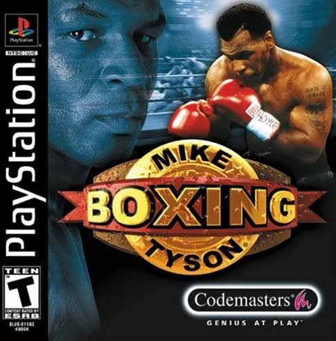 Mike Tyson Boxing [PS]