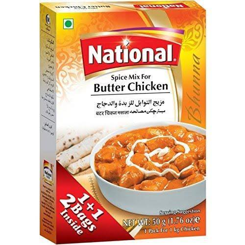 National Spice Mix for Butter Chicken