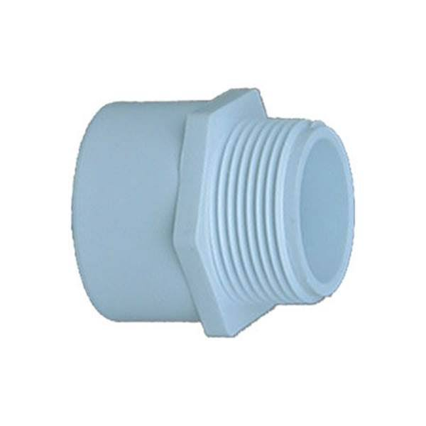 Genova 30407 PVC Male Adapter 3/4in