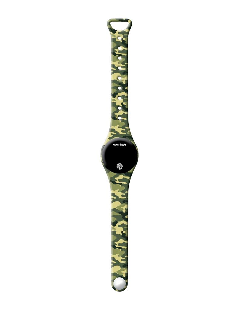 Watchitude Move Activity Watch Army Camo